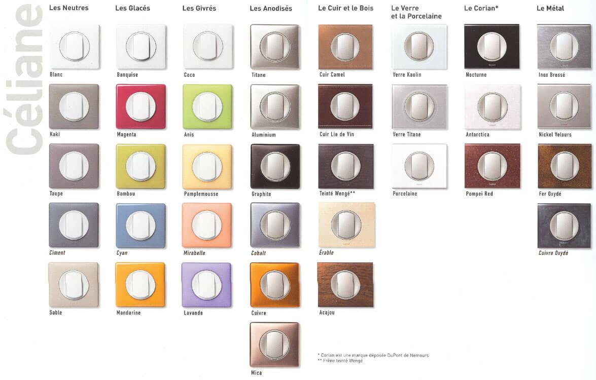 Collection c liane de legrand installation au 06 11 94 49 40 - Interrupteur legrand celiane ...