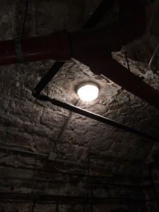luminaire cave sous sol
