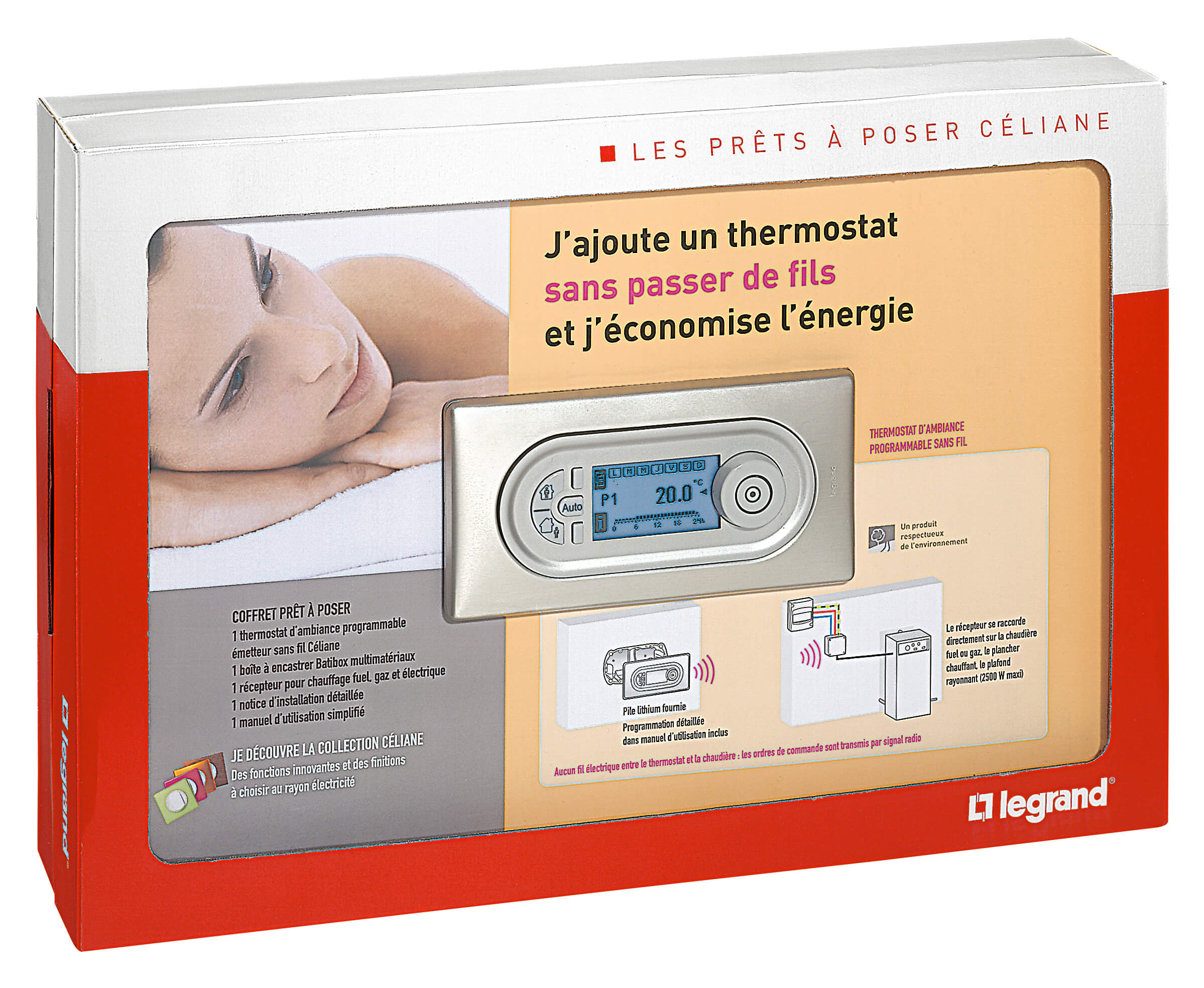 Installation de thermostat programmable paris 0611944940 - Thermostat programmable sans fil ...