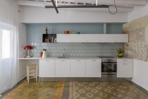 ancienne cuisine appartement paris 17eme