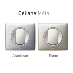 Finition celiane metal