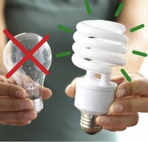 Ampoule economie d'energie Paris