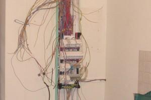 Installation electrique infaillible