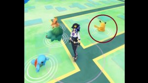 comment avoir pikachu en starter pokemon go