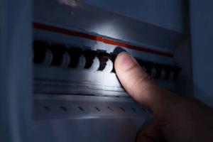 Pannes électriques fréquentes