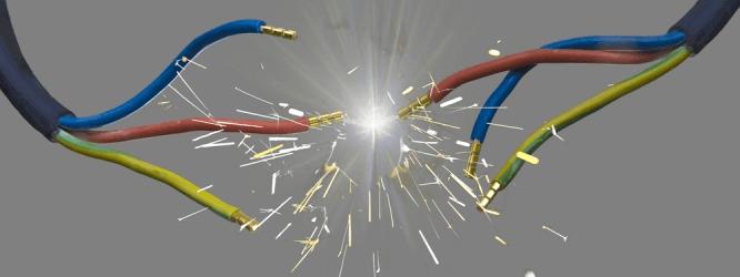Quelles tincelles bleues est dangereuse - Que faire en cas de panne d electricite ...